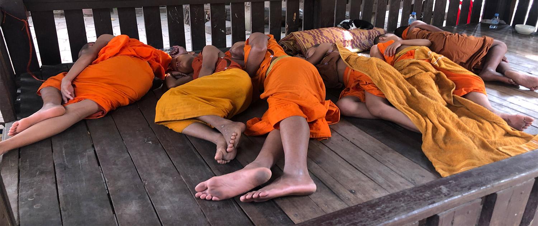 Buddhism Meditation – Soksan Tours